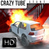 CRAZY TUBE STUNT : Pipe Race