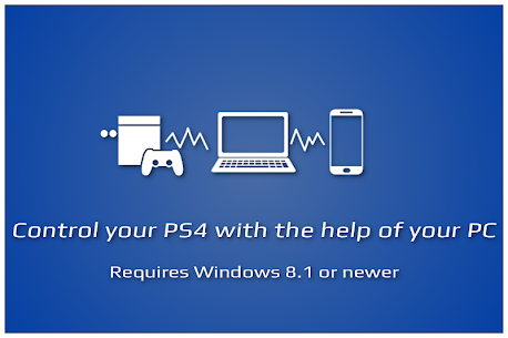 PSJoy Apk: Extended PC Remote Play for PS4 1