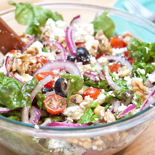 Greek-ish Salad