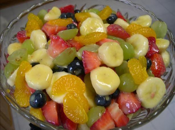 Fruit Salad To Die For! Recipe