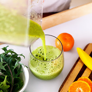 Citrus Energy Boost Smoothie.