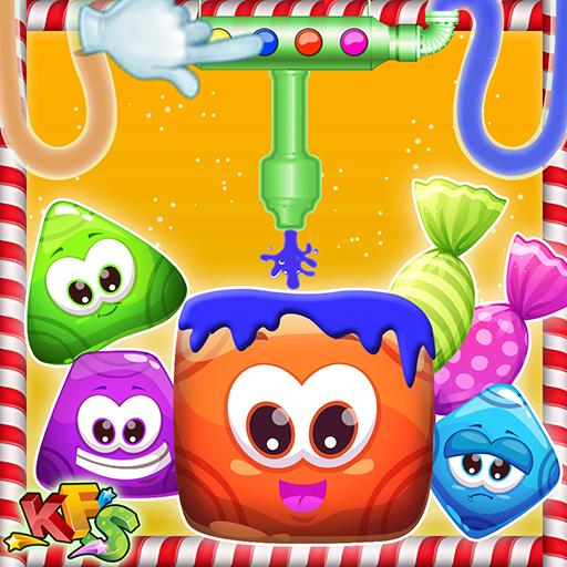 キャンディ工場 - デザートメーカー 休閒 App LOGO-APP開箱王