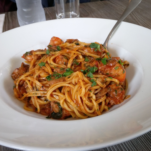 Linguine Al Granchio