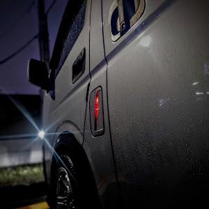 ハイエース TRH200Vのカスタム事例画像 .com™さんの2021年07月31日21:34の投稿