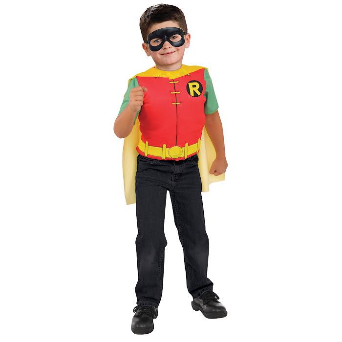 Superhjälte maskerad barn