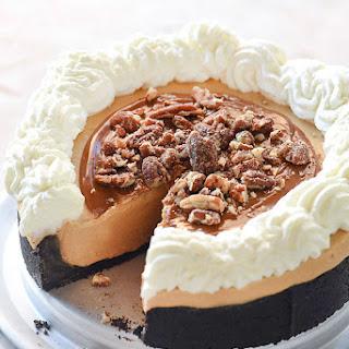 No-Bake Dulce de Leche Pie