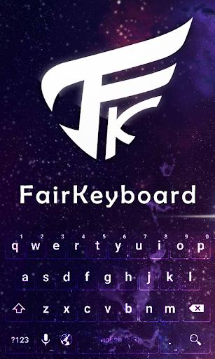 Fairkeyboard - Free Keyboard for PC
