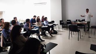Desarrollo de la charla formativa sobre Dermatología.