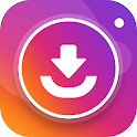 Video Downloader for Instagram Repost App icon
