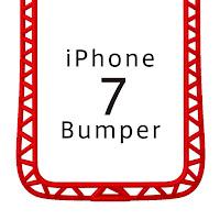 iPhone 7 バンパー 『truss』