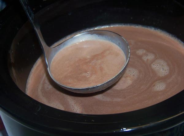 Crockery Cocoa Recipe