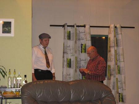 2012: Pak In Stap Uit