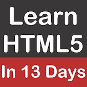 Learn HTML5 in 13 Days Free