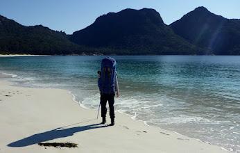 Photo: Last beach walk...