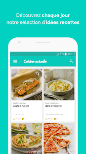 Cuisine actuelle android apps on google play for Cuisine google translate