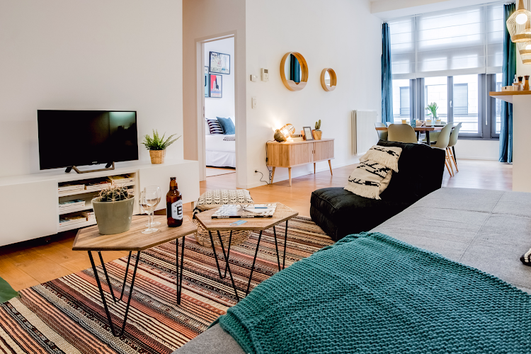 living space at Livourne