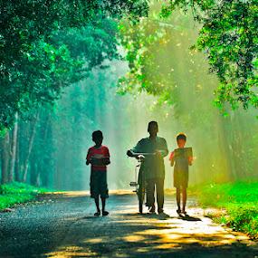 by Jaya Prakash - People Street & Candids
