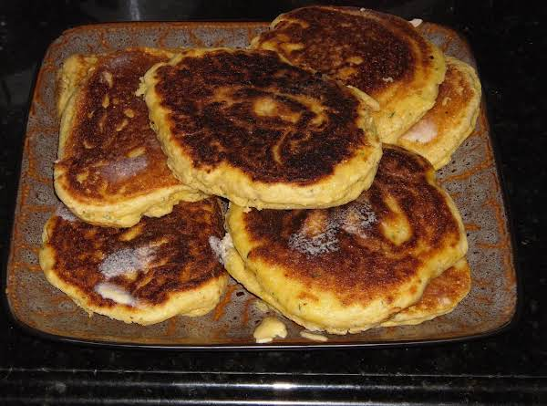 Actual Picture Of Fresh Made Hoecakes ;)