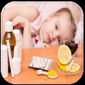 علاج امراض الأطفال طبيعيا icon