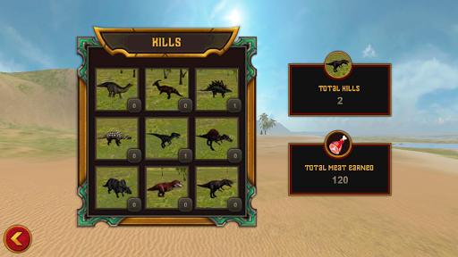 Wild Dinosaur Hunting 3D screenshot 13