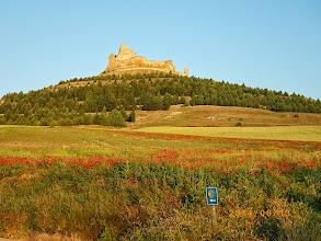 Photo: Ruines du Castillo de Castrojeritz