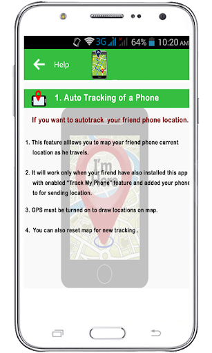 GPS Phone Tracker: Offline Mobile Phone Locator 1.25 screenshots 5