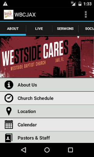 Westside BC Church App
