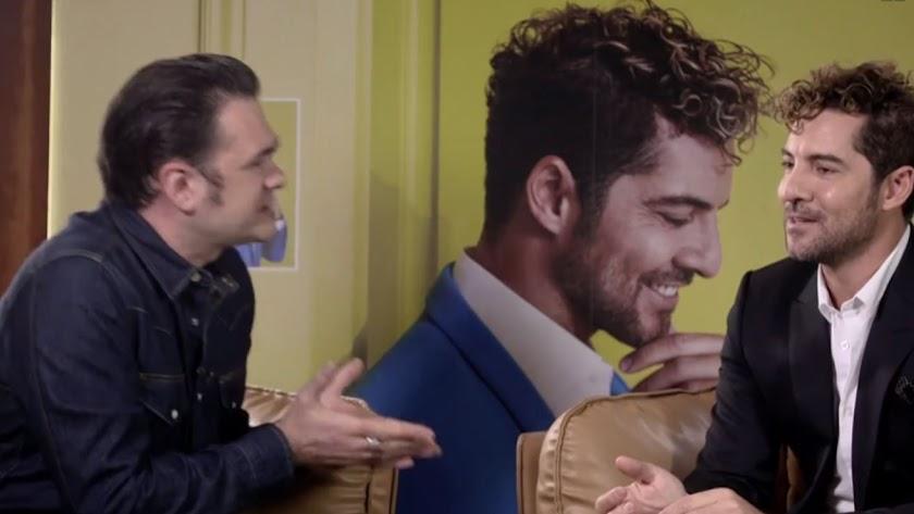Captura de pantalla de la entrevista publicada en la web de La Sexta Noche.