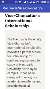 Australian Scholarship Apply - náhled