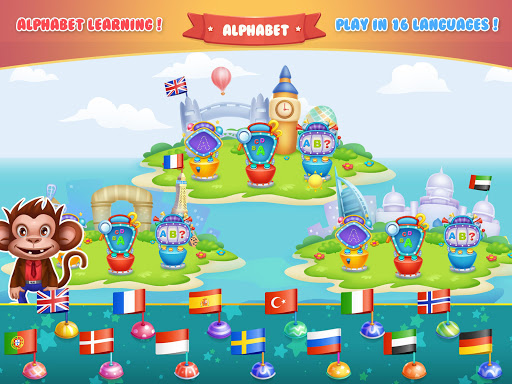 Preschool games & toddler games - Zoolingo screenshots 20