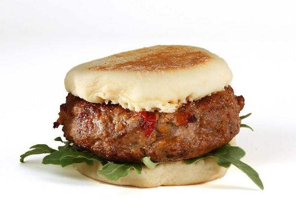 Blt&e Burger Recipe