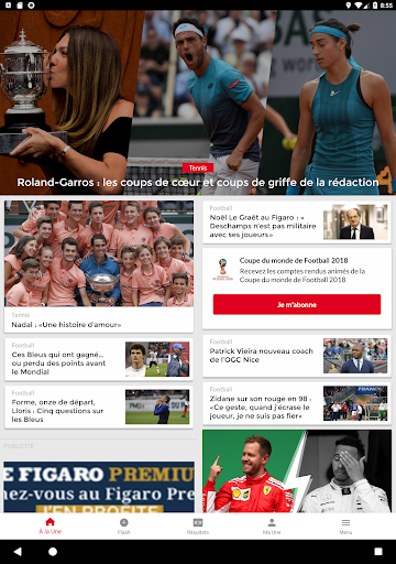 Sport24 : Sports News - screenshot