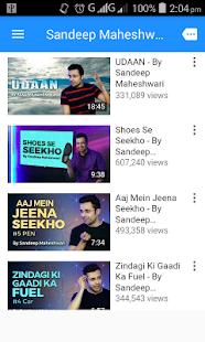 Sandeep Maheswari App - náhled