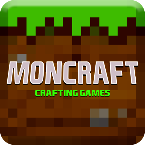 MonCraft Pocket Edition Craft Games Survival