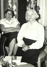 Photo: Frieda Braunhart Brunn and Dorka Asch Braunhart