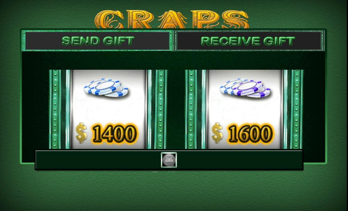 Play craps online live