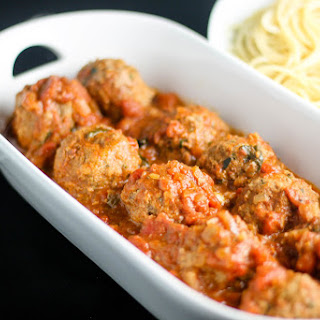 Lean Meatballs Recipe