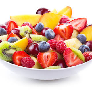 Addictive 5 Minute Fruit Salad.