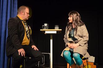 Photo: Jorma Styng ja Henna Kvist. Kuva: Mirka Pohjanrinne.
