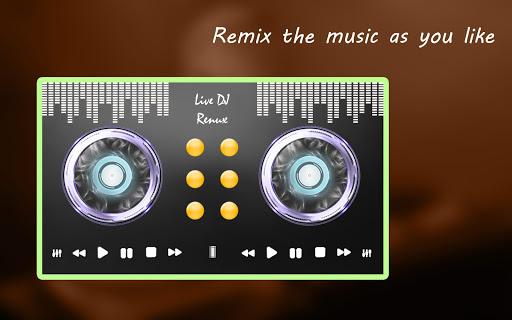 Live DJ Remix