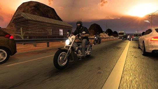 تحميل لعبة Racing Fever: Moto مهكرة للاندرويد [آخر اصدار] 3