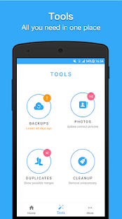 Contacts, Dialer, Phone & Call Block by Simpler- screenshot thumbnail