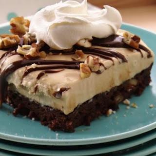 Brownie Ice Cream Dessert Recipes.