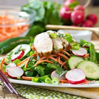 Vietnamese Banh Mi Salad.