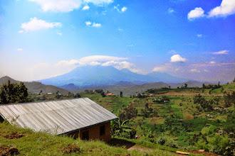Photo: Virunga Volcanoes, South Uganda