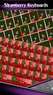 Strawberry Keyboards - náhled