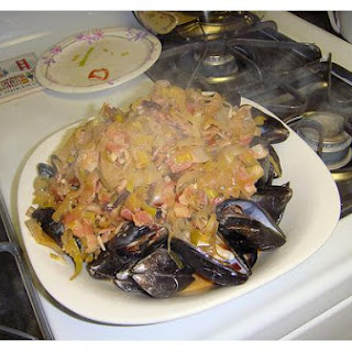 Mussels Sauce