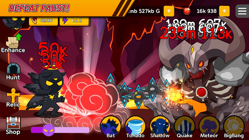 GrowDevil (Idle, Clicker game) 1.5.4 screenshots 2