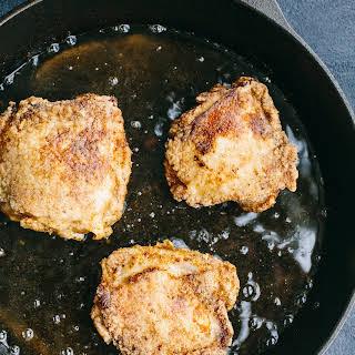 Seasoned Southern Fried Chicken.
