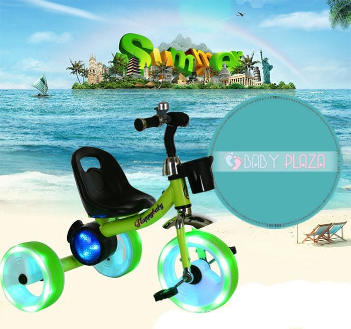 Xe đạp ba bánh cho trẻ em Broller-5567 7